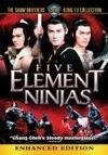 Subtitrare Ren zhe wu di (Five Element Ninjas) (1982)