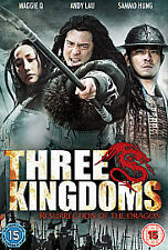 Subtitrare   Three Kingdoms: Resurrection of the Dragon (2008)