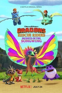 Subtitrare Dragons: Rescue Riders: Secrets of the Songwing (2020)