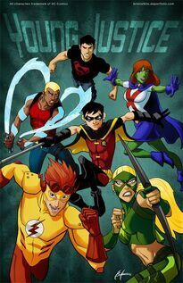 Subtitrare Young Justice - Sezonul 3 (2012)