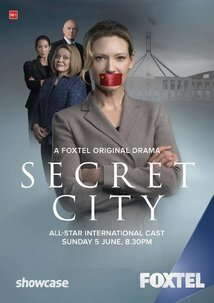 Subtitrare Secret City - Sezonul 1 (2016)