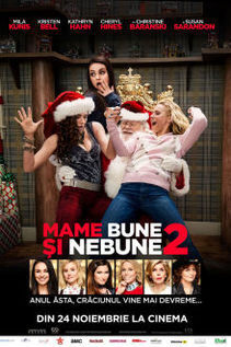 Subtitrare A Bad Moms Christmas (2017)