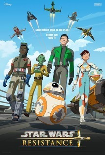 Subtitrare Star Wars Resistance - Sezonul 1 (2018)